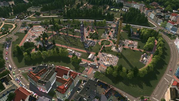Скриншот №6 к Cities Skylines - Parklife