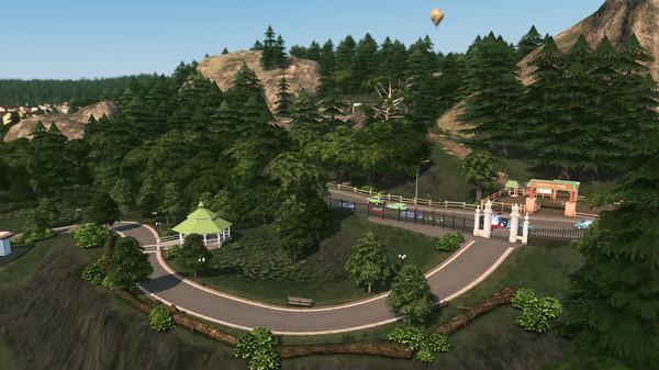 Скриншот №2 к Cities Skylines - Parklife