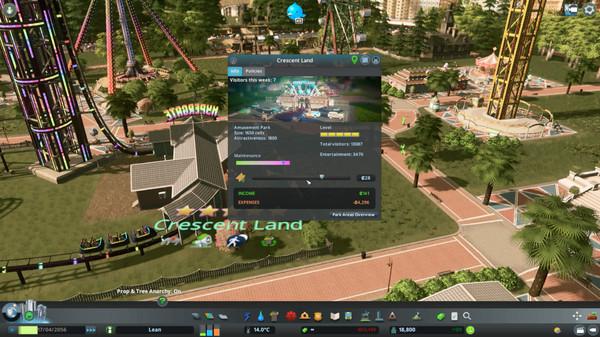 Скриншот №10 к Cities Skylines - Parklife