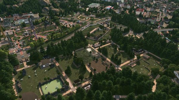 Скриншот №1 к Cities Skylines - Parklife