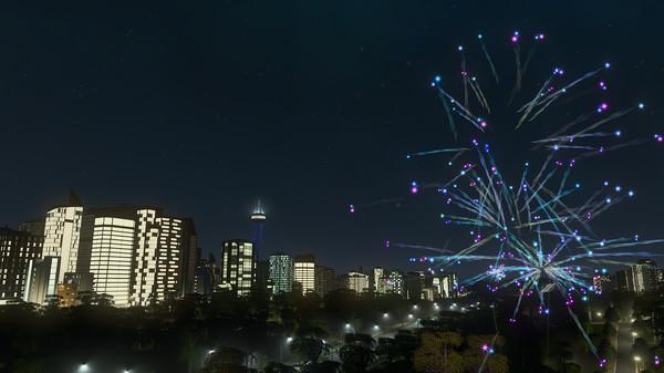 Скриншот №4 к Cities Skylines - Parklife