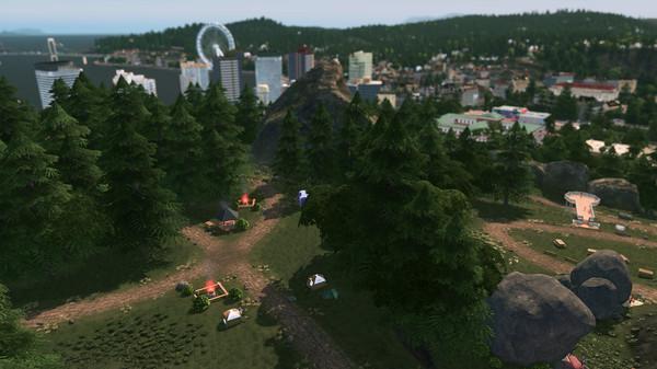 Скриншот №7 к Cities Skylines - Parklife