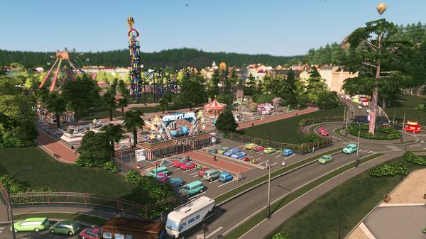 Скриншот №5 к Cities Skylines - Parklife