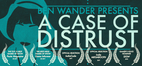 A Case of Distrust Cover Image