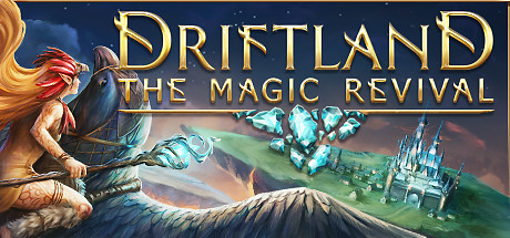 Driftland: The Magic Revival Cover Image