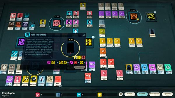 Cultist Simulator скриншот