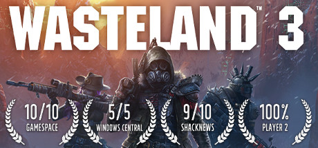 Wasteland 3 Cover Image