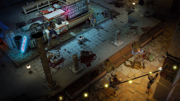 Скриншот №9 к Wasteland 3