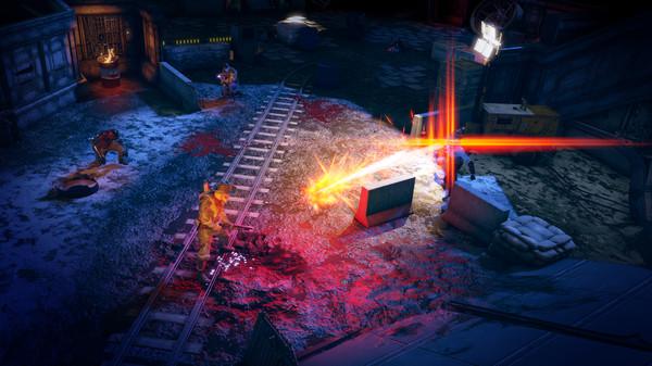 Скриншот №10 к Wasteland 3