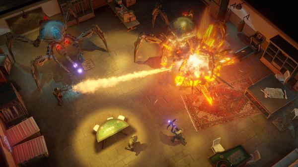 Скриншот №2 к Wasteland 3