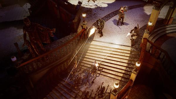 Скриншот №6 к Wasteland 3