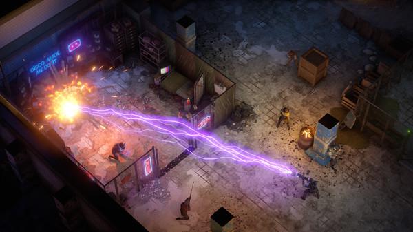 Скриншот №4 к Wasteland 3