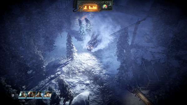 Wasteland 3 скриншот
