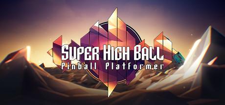 Super High Ball: Pinball Platformer Cover Image