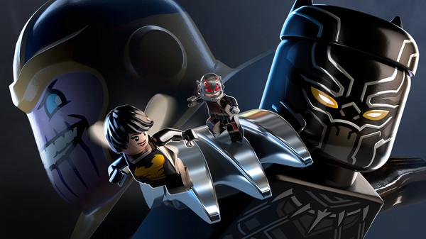 Скриншот №1 к LEGO® Marvel Super Heroes 2 - Season Pass