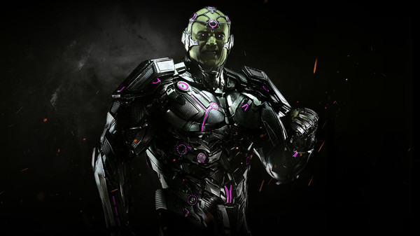 Скриншот №1 к Injustice™ 2 - Brainiac