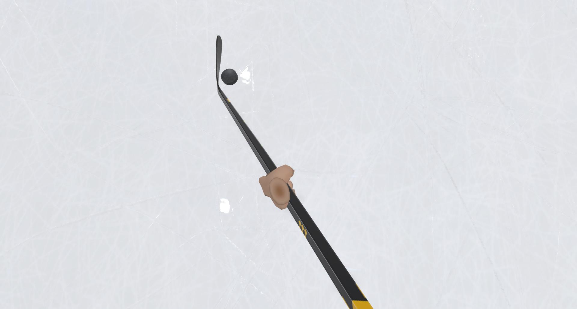 Oculus Quest 游戏《Pick-up League Hockey》冰球运动插图(2)
