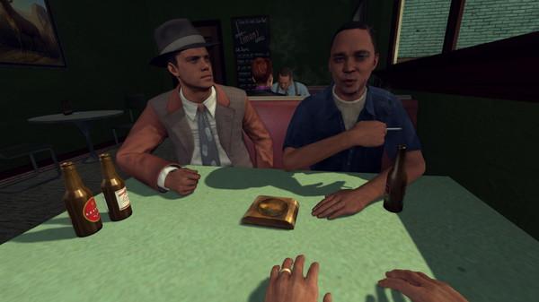 Скриншот №6 к L.A. Noire The VR Case Files