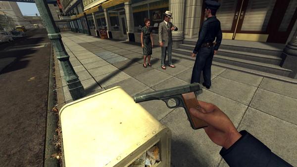 Скриншот №11 к L.A. Noire The VR Case Files