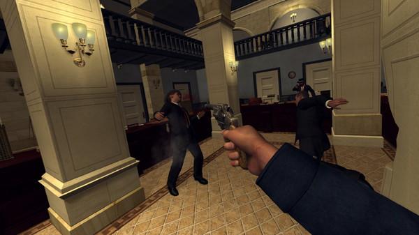 Скриншот №8 к L.A. Noire The VR Case Files