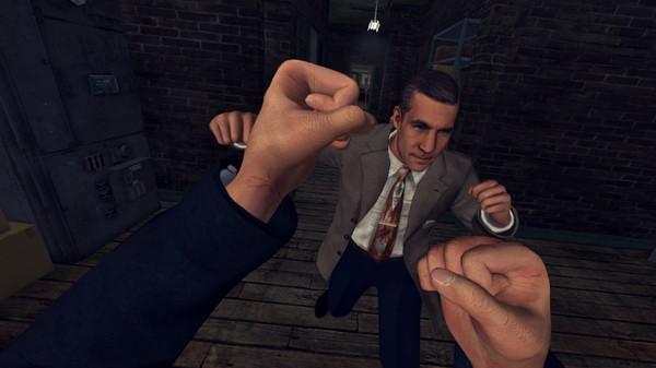 Скриншот №3 к L.A. Noire The VR Case Files