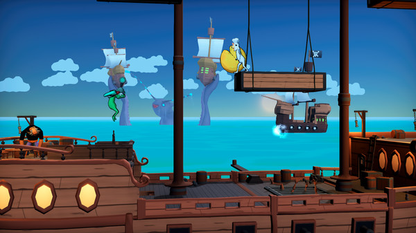 Screenshot of King of the Couch: Zoovival