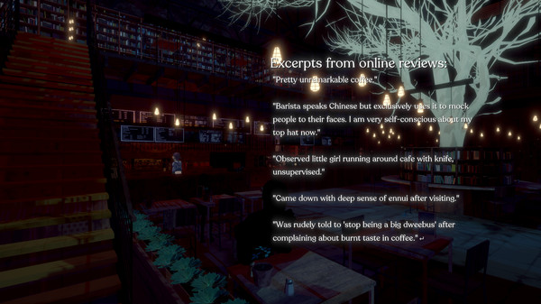 Скриншот №8 к Necrobarista