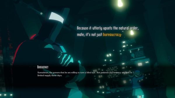 Скриншот №2 к Necrobarista