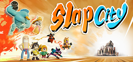Slap City Cover Image