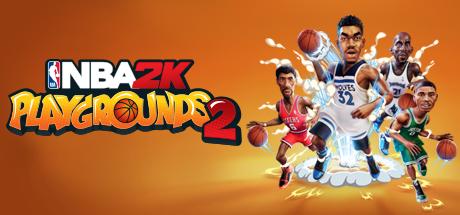 NBA 2K Playgrounds 2 Cover Image