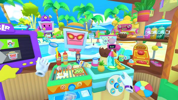 Скриншот №2 к Vacation Simulator