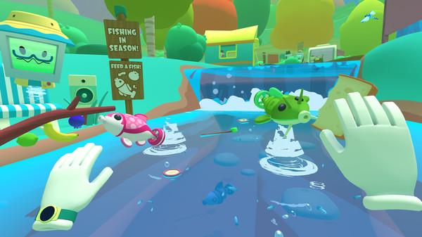 Скриншот №12 к Vacation Simulator