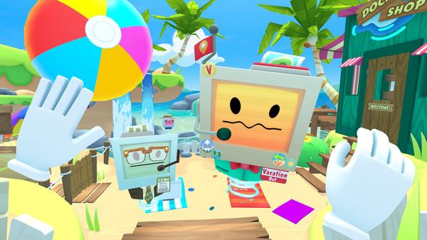 Скриншот №3 к Vacation Simulator
