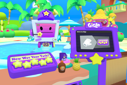 Скриншот №1 к Vacation Simulator