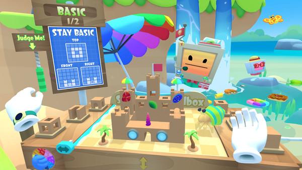 Скриншот №11 к Vacation Simulator