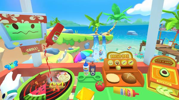 Скриншот №4 к Vacation Simulator