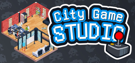 City Game Studio: a tycoon about game dev Cover Image