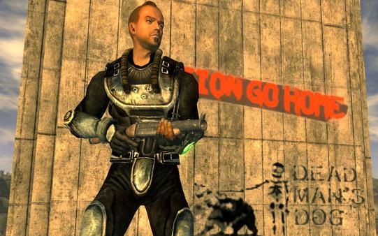Скриншот №3 к Fallout New Vegas Couriers Stash