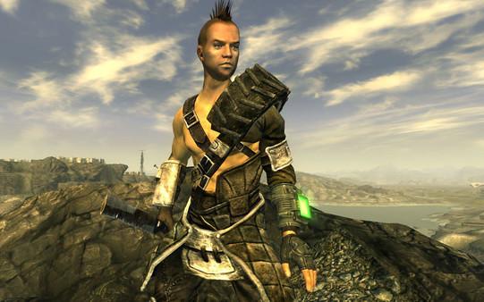 Скриншот №1 к Fallout New Vegas Couriers Stash