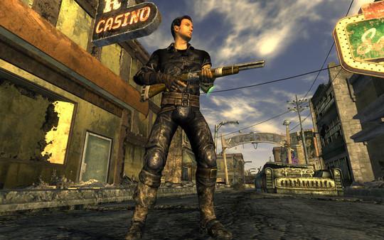 Скриншот №4 к Fallout New Vegas Couriers Stash