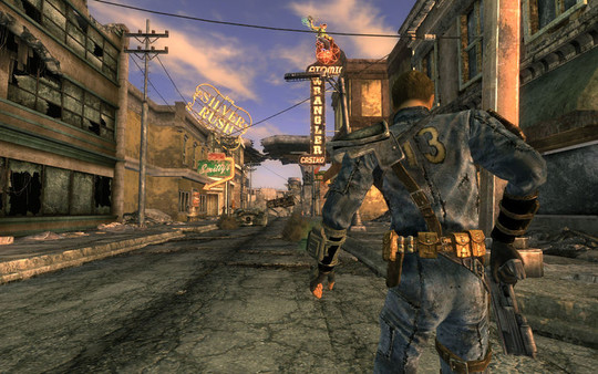 Скриншот №2 к Fallout New Vegas Couriers Stash