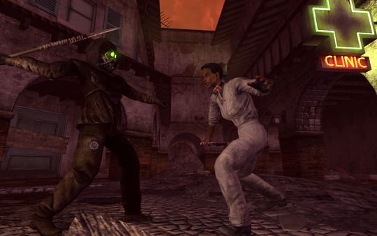 Скриншот №2 к Fallout New Vegas Dead Money