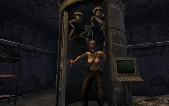 Скриншот №4 к Fallout New Vegas Dead Money