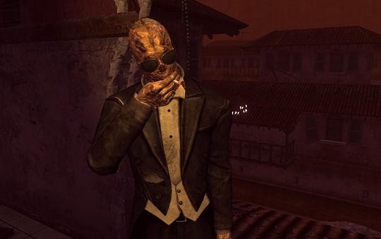 Скриншот №3 к Fallout New Vegas Dead Money