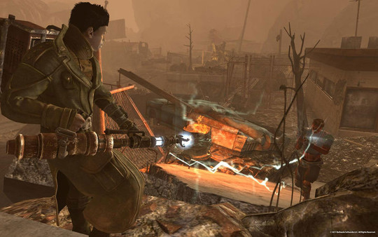 Скриншот №5 к Fallout New Vegas Lonesome Road