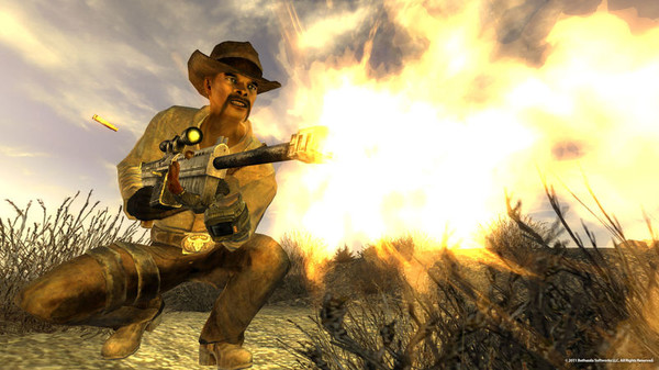 Скриншот №2 к Fallout New Vegas® Gun Runners Arsenal™