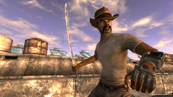 Скриншот №5 к Fallout New Vegas® Gun Runners Arsenal™