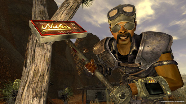 Скриншот №1 к Fallout New Vegas® Gun Runners Arsenal™