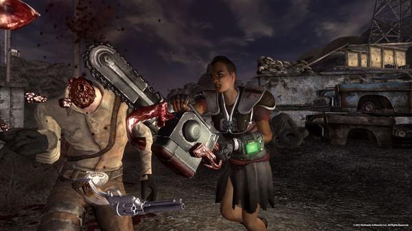 Скриншот №3 к Fallout New Vegas® Gun Runners Arsenal™