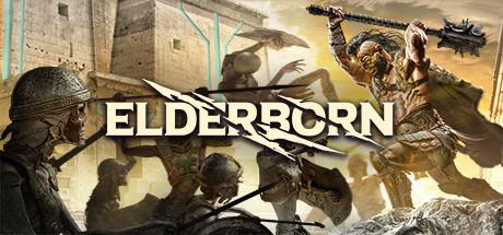 ELDERBORN Cover Image